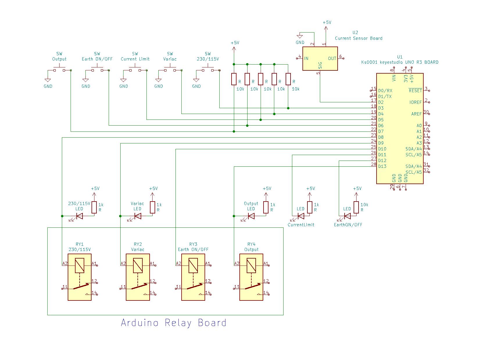VIT internal connection diagram