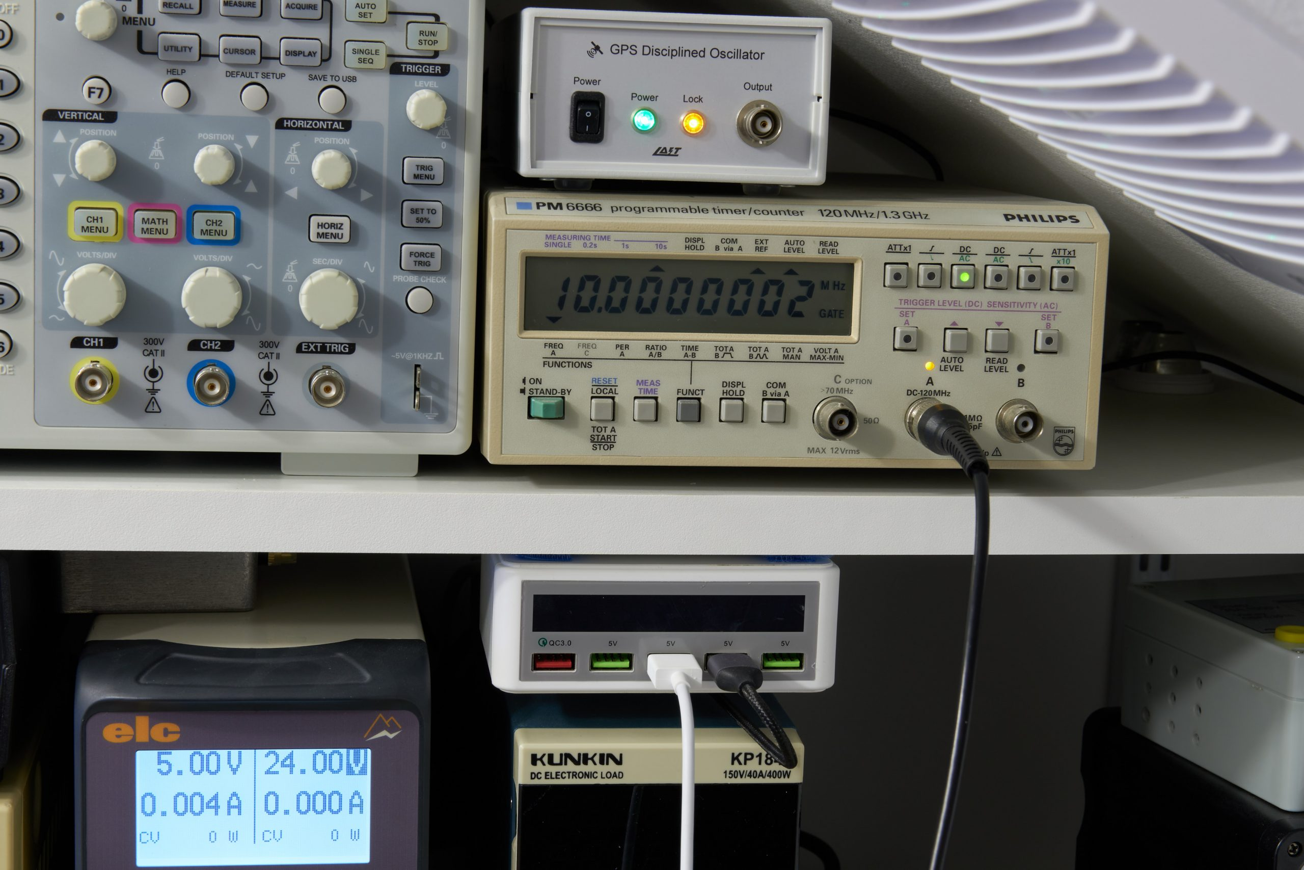 PDI TCO-405 Frequency